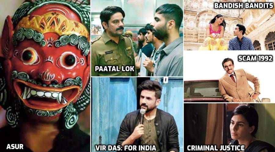 Some of the web-series that kept us entertained through the pandemic
