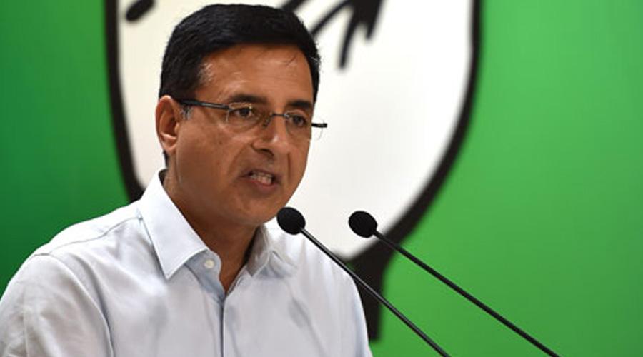 Randeep Surjewala.
