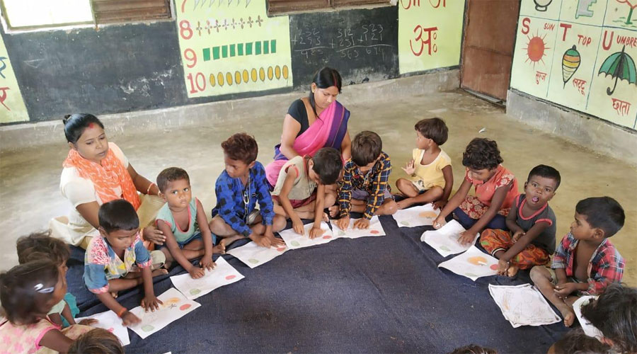 Full privatization, if it happens, or absorption into school complexes, as the National Education Policy proposes, will defeat the anganwadis' purpose.