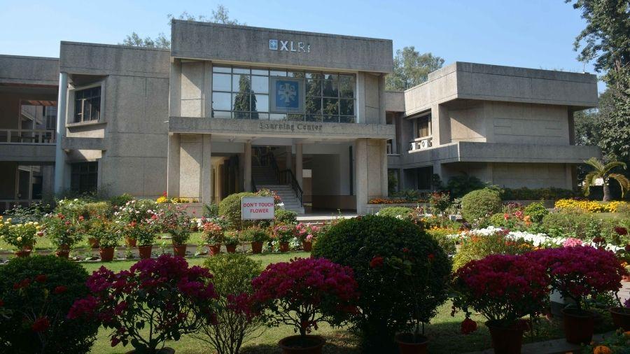 The XLRI campus in Jamshedpur.