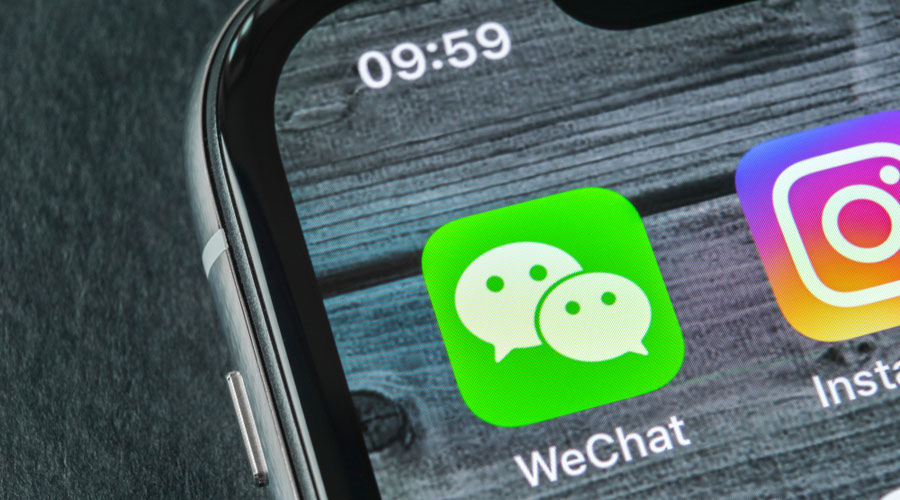 The ban on WeChat has left the 50,000-odd Indians here wondering how to communicate with their families back home.