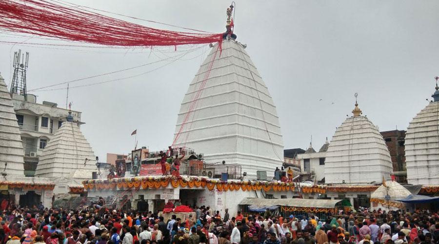 Baba Baidyanathdham temple in Deoghar