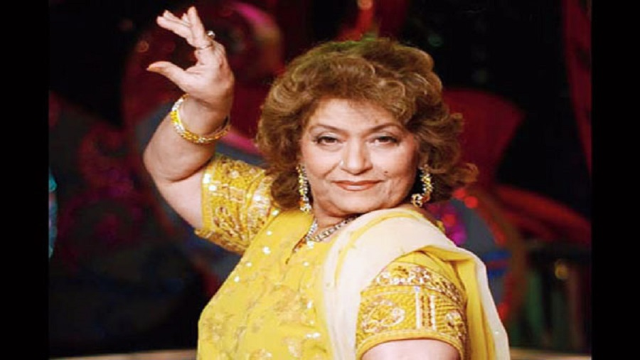 Ace choreographer Saroj Khan passes on, we  pick her most memorable numbers