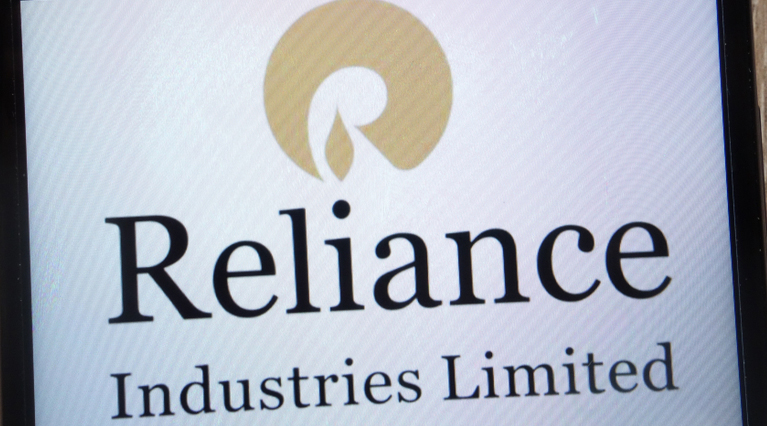 The announcement led to the shares of Reliance  ending with gains of 1.53 per cent, or Rs 26.95, at Rs 1,787.50 on the BSE.