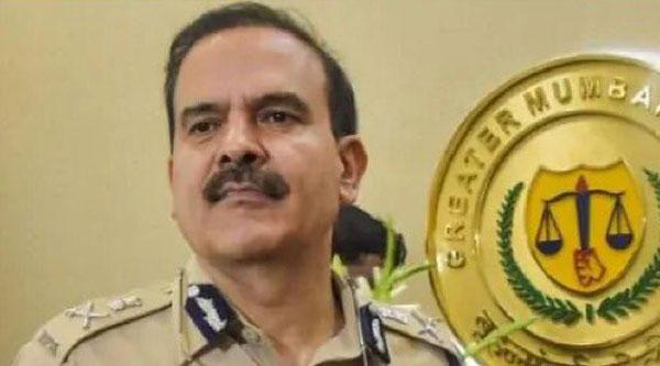 Mumbai police commissioner Param Bir Singh