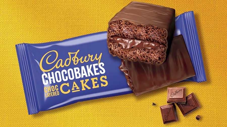 With the latest launch, it is bringing together its global baking expertise and the Cadbury chocolate taste.