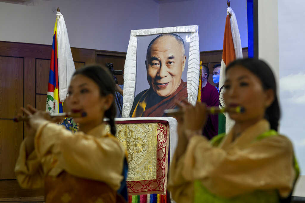 Celebrations for the Dalai Lama's 85th birthday