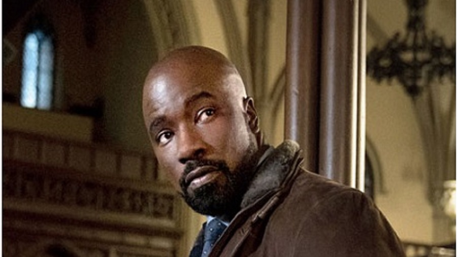 Mike Colter, who plays David Acosta in Evil