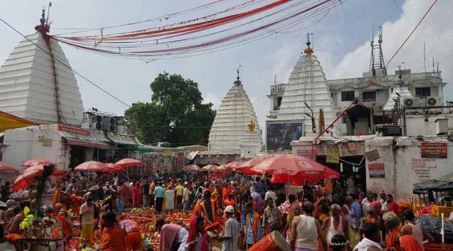 Baba Baidyanath Dham in Deoghar
