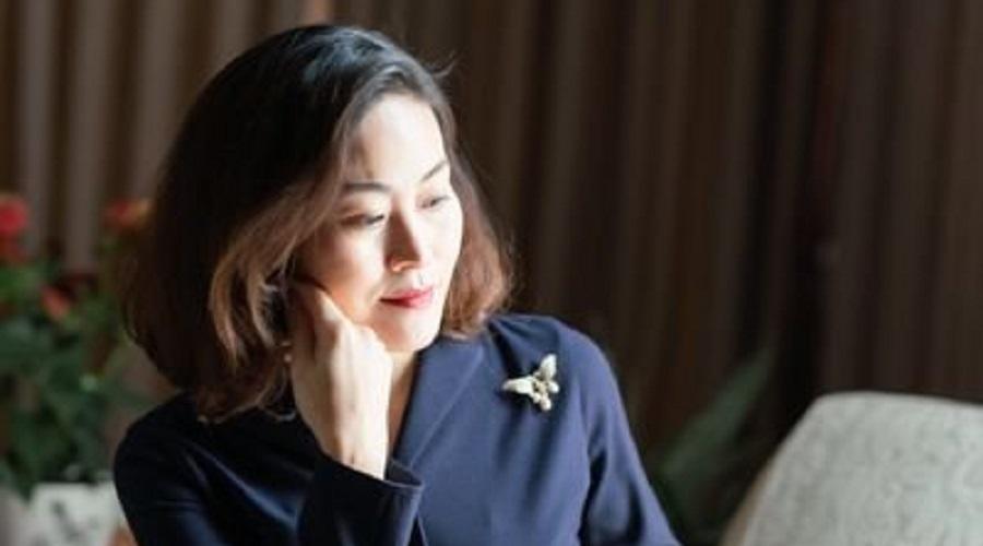 Chinese ambassador to Nepal Hou Yanqi
