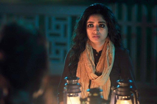 Ishaa Saha in the Zee5 web series Mafia