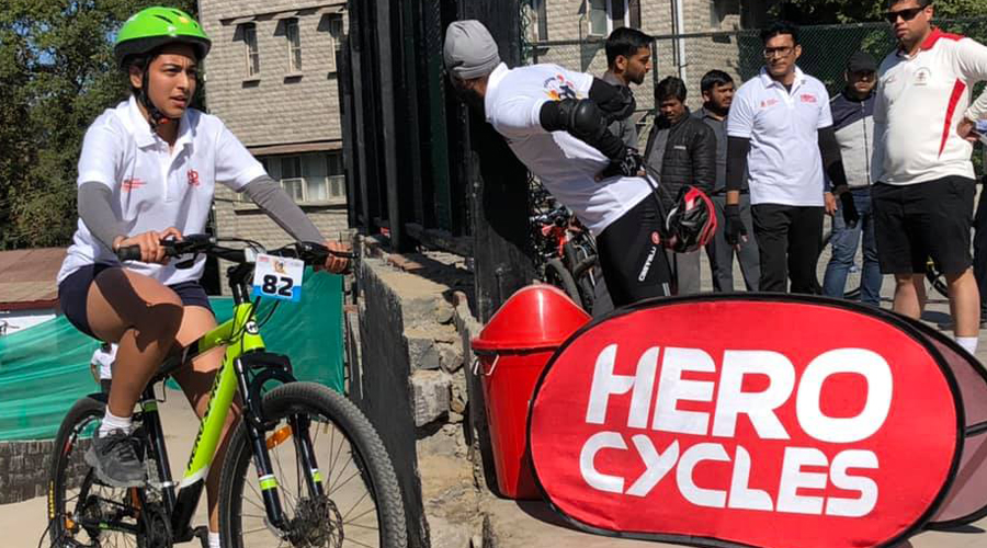 Pankaj Munjal of Hero Cycles said the company was not proceeding with plans to do business worth Rs 900 crore with China