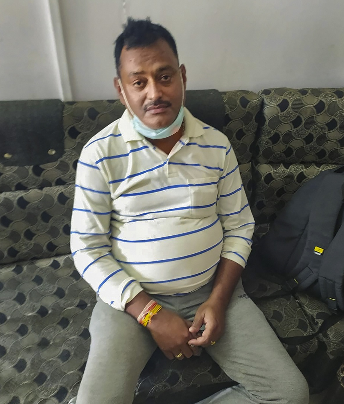 Gangster Vikas Dubey, the main accused in killing of eight policemen in the Kanpur encounter last week, has been arrested from Ujjain