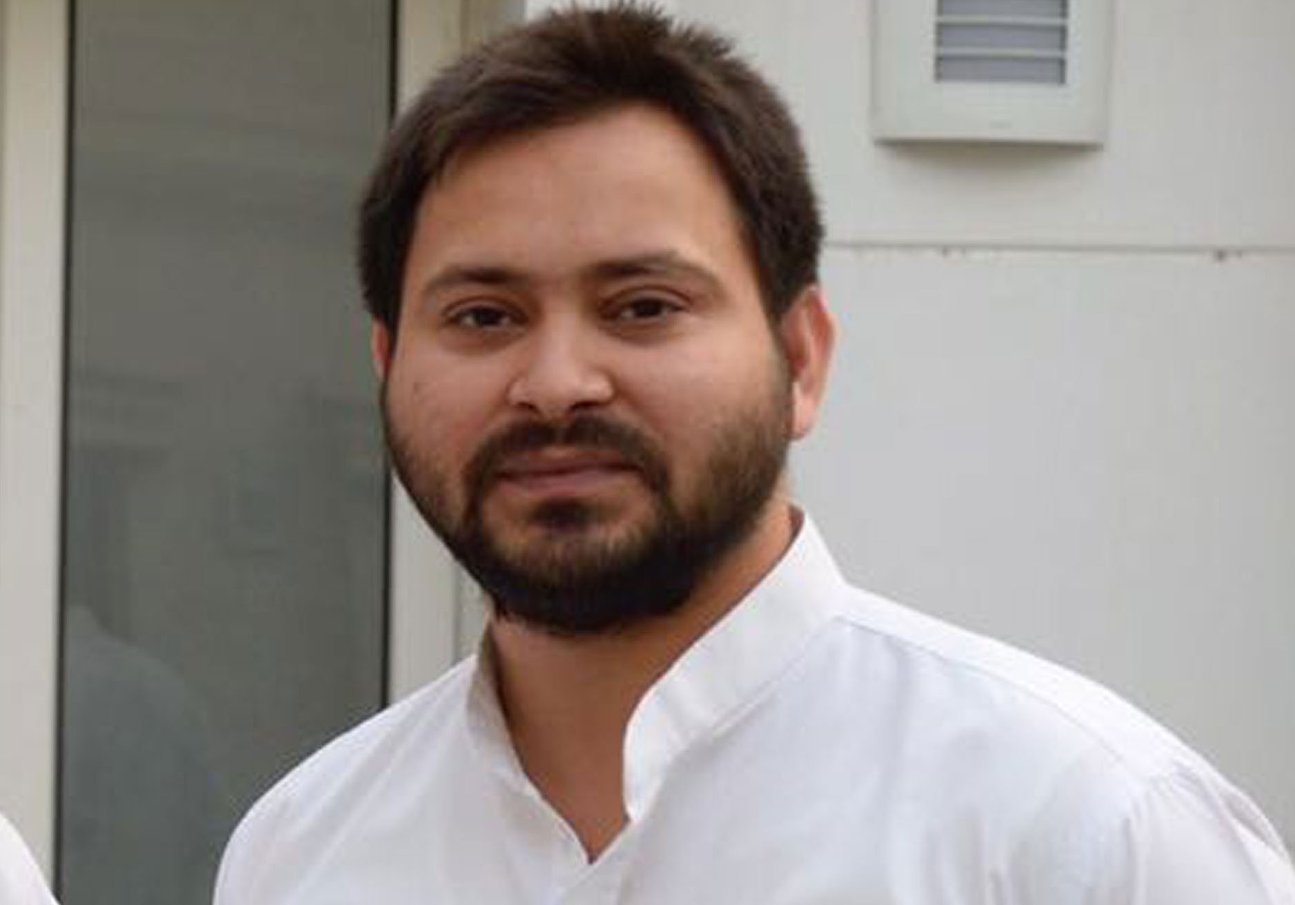 Rashtriya Janata Dal (RJD) leader Tejashwi Prasad Yadav