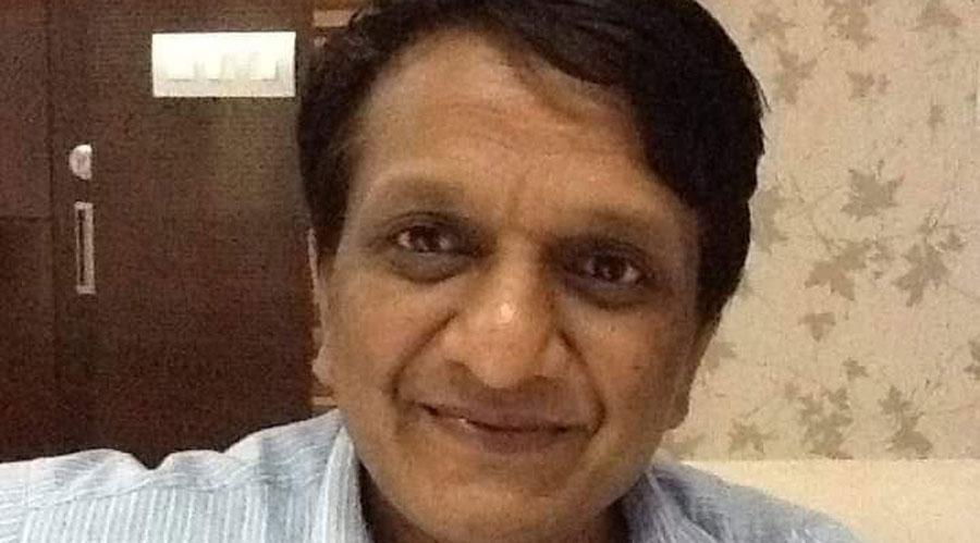 Bengal higher education secretary Manish Jain