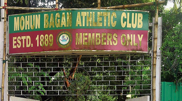The Mohun Bagan club