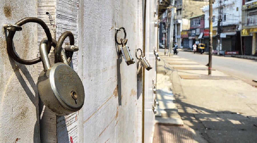 7-day lockdown in Jharkhand