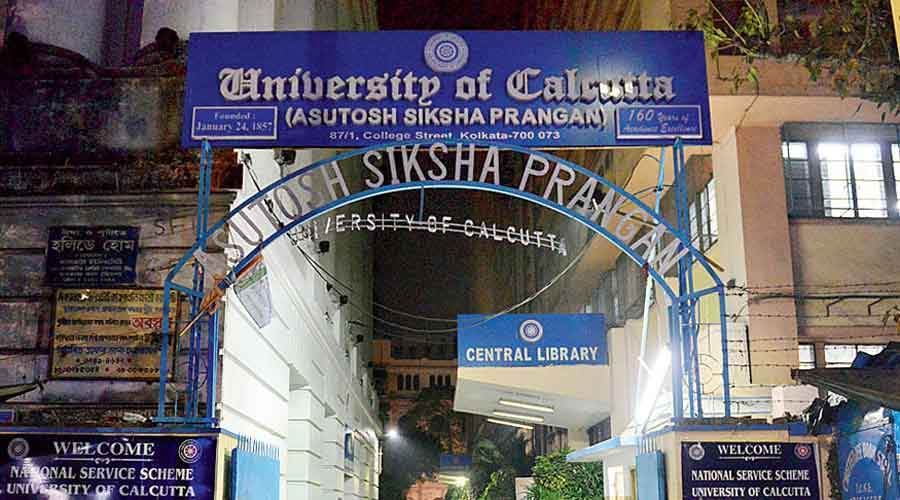 The Calcutta University VC maintained that it would assess students in accordance with Bengal government guidelines