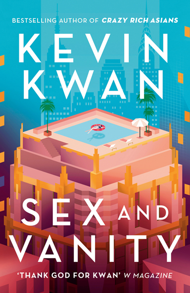 'I didn't want to be typecast as an author who only writes about rich Asian families. I wanted to evolve with my style and you will notice that it's a subtler book, which is not so ensconced with the bling and glamour of the money,' says Kwan