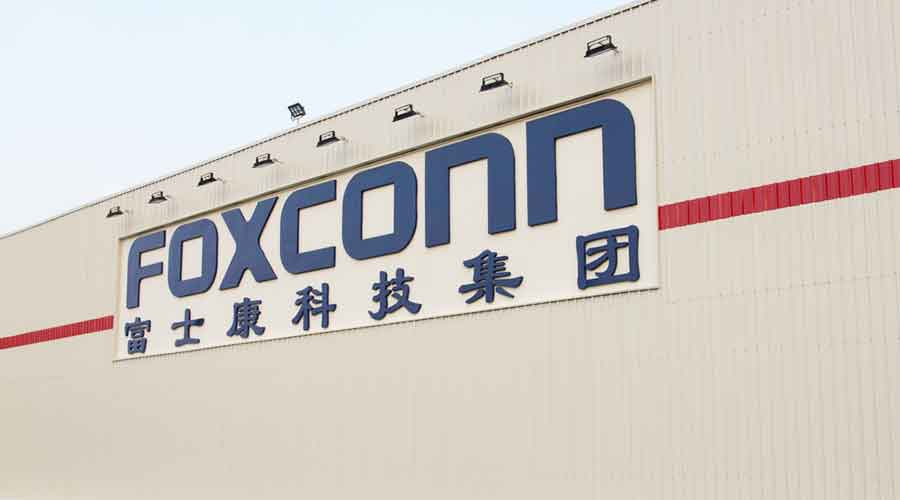 Foxconn to invest $1bn in India