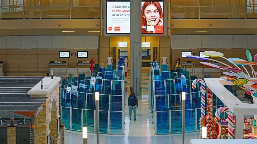 Dallas-Forth Worth International Airport (DFW)