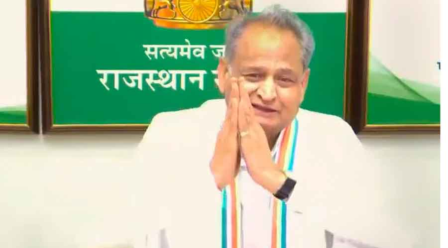 IT raids Rajasthan chief minister Ashok Gehlot's close aides
