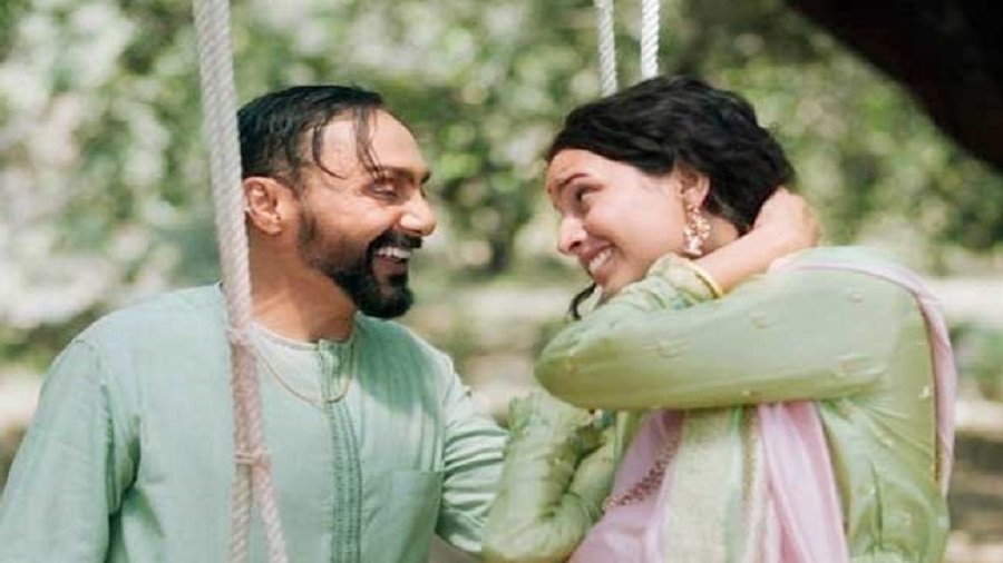Rahul Bose and Tripti Dimri in Bulbbul, streaming on Netflix