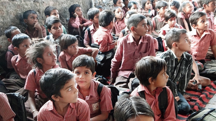 Education will soon become accessible only to the affluent unless the deficiency in funding is corrected and governments ensure that under-privileged children resume their studies