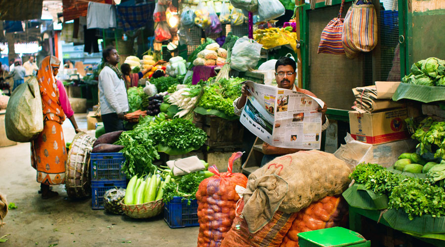 Every morning and evening, hundreds are converging at the markets, which sell everything from vegetables to electronic toys