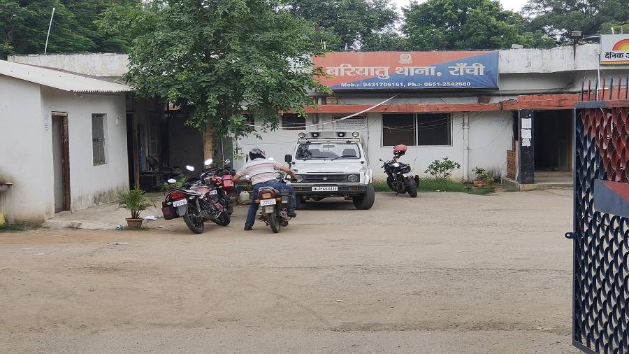 Bariatu police station in Ranchi