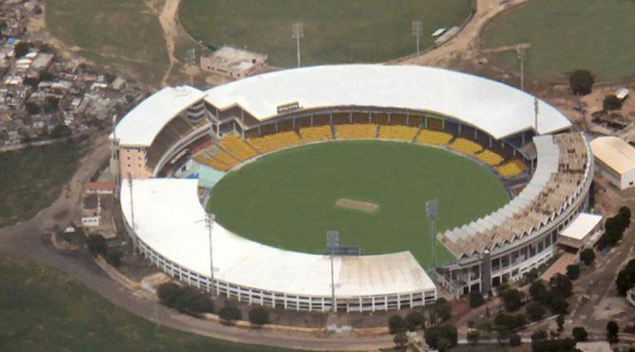 The Motera stadium