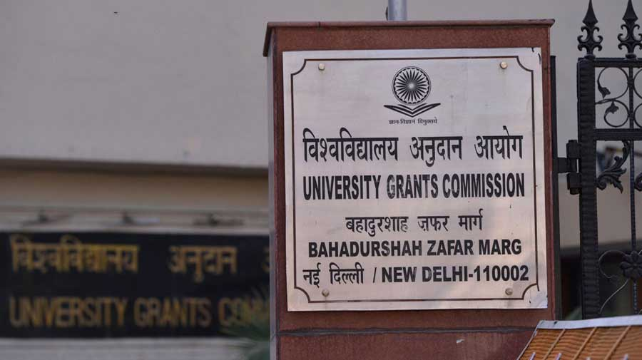 The UGC has asked all universities and colleges to conduct last-semester exams by September either online, offline or through a mix of both.