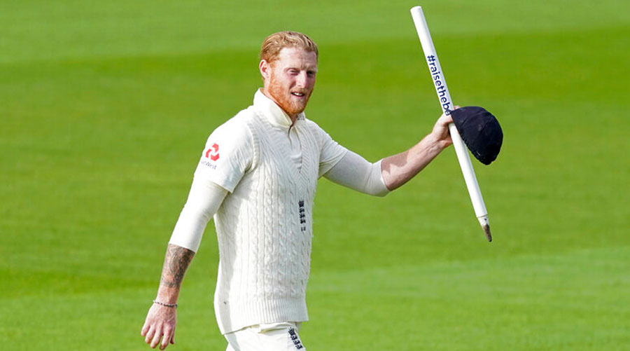 Ben Stokes after their win on Monday