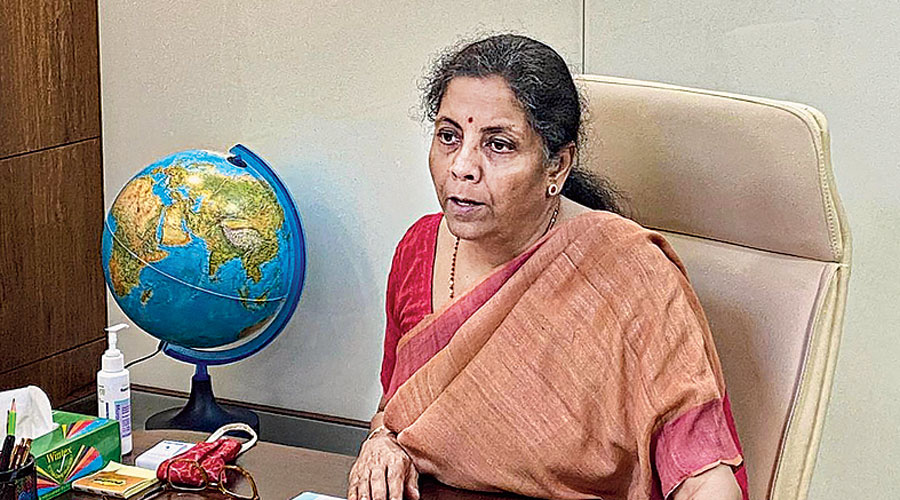 Nirmala Sitharaman said there could be various models to have minimum four PSUs for those falling under the strategic sector
