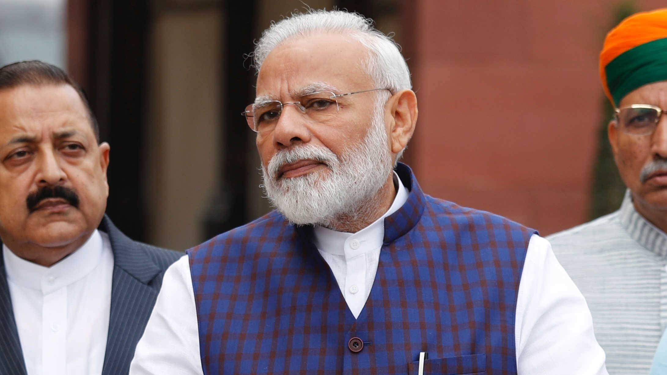 It is not surprising that Mr Modi would choose to play King Canute