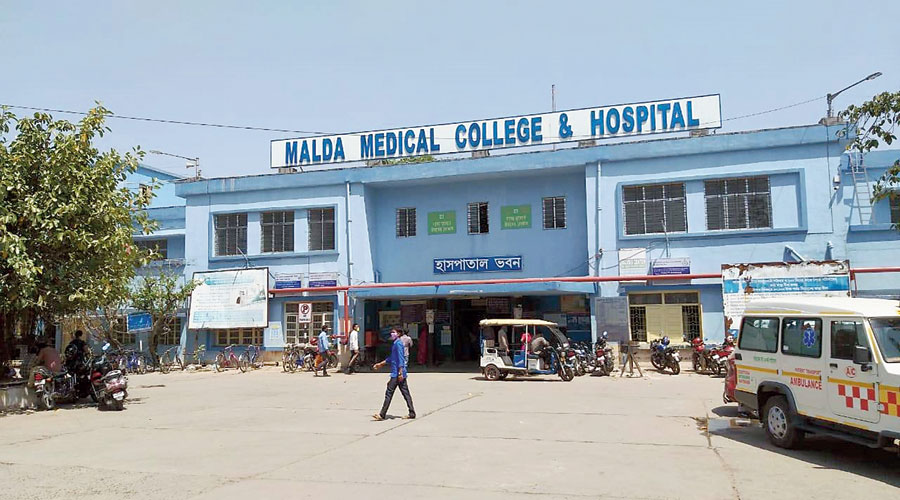 The Malda Medical College and Hospital