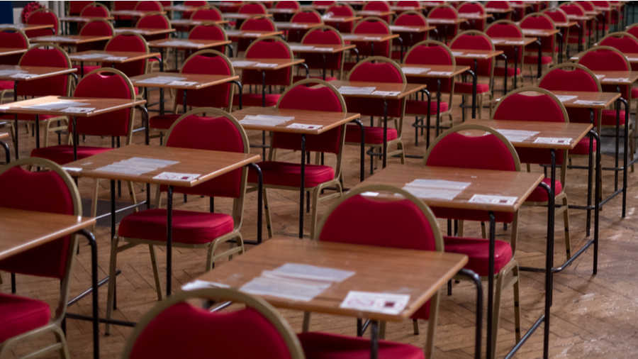 The UGC brought out a set of guidelines that allowed universities to assess students using internal evaluations and previous scores.