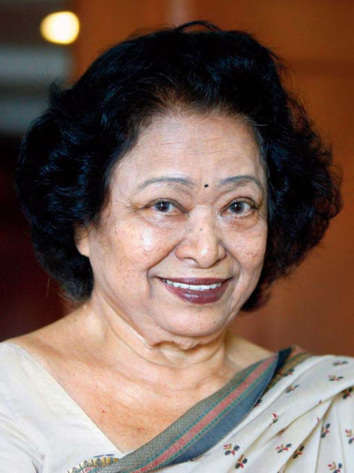 Every time I would feel, 'Oh, now I have cracked her (Shakuntala Devi) as a person', a new story would come along. This was a woman way ahead of her times. A woman who wanted to touch the sky and stars, and did so unabashedly. She loved life....