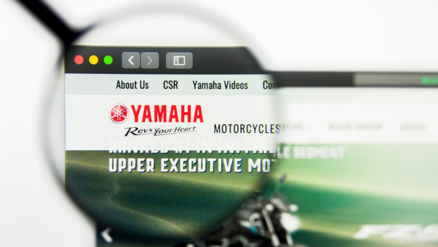 Yamaha merchandise on the online marketplace will include a wide range of riding apparels such as t-shirts and jackets, the two-wheeler maker said