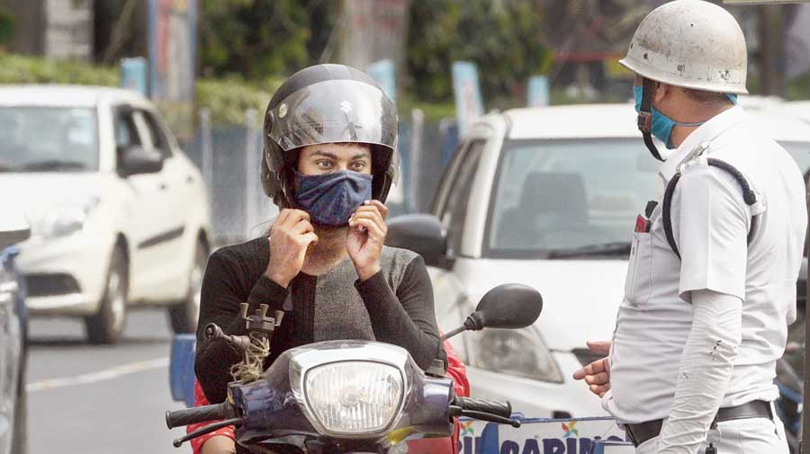 It has been observed that several instances of two-wheeler riders riding without a helmet as well as carrying pillion riders without a helmet have been reported and occurrences of such infringement of rules have increased manifold: Police commissioner
