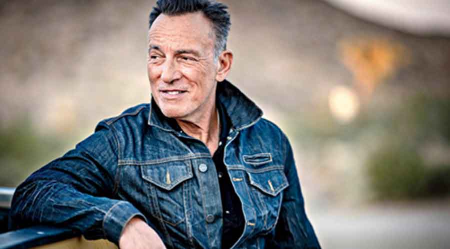 Life is short but long. So obviously the older you get the shorter it seems, so I feel, hey, I'm just in the middle of it — Bruce Springsteen to Zane Lowe on Apple Music 1