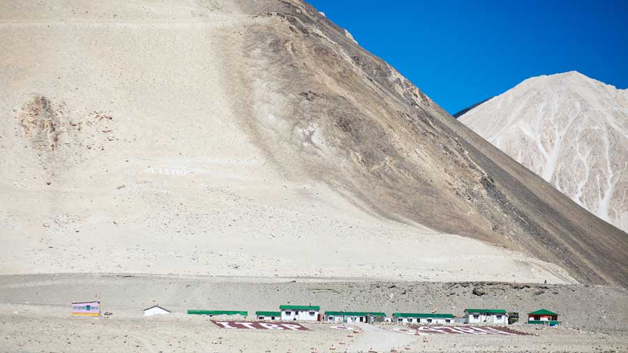 The ITBP guards the 3,488km Line of Actual Control with China