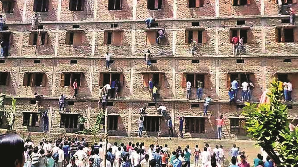 Bihar was never at a loss for those who set out to build it.