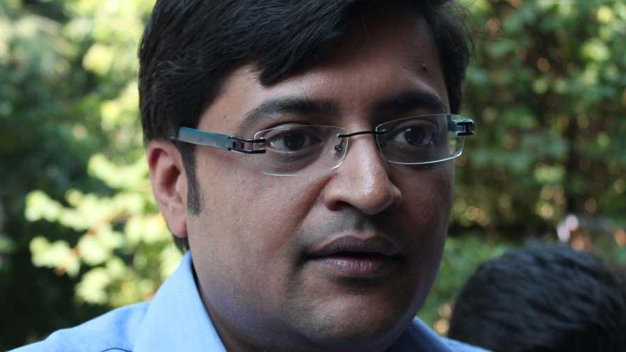 Arnab moves SC seeking bail