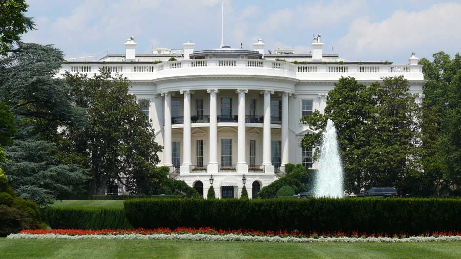 According to the White House, an initial delivery of 1,100 cylinders will remain in India and can be repeatedly refilled at local supply centres, with planeloads more to come.