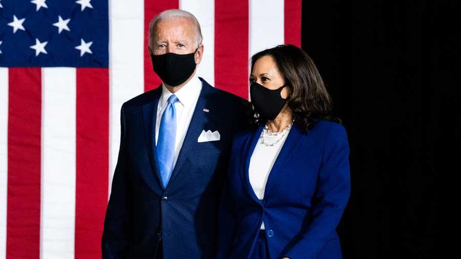 Biden, Harris to take oath in office amid low-key celebrations