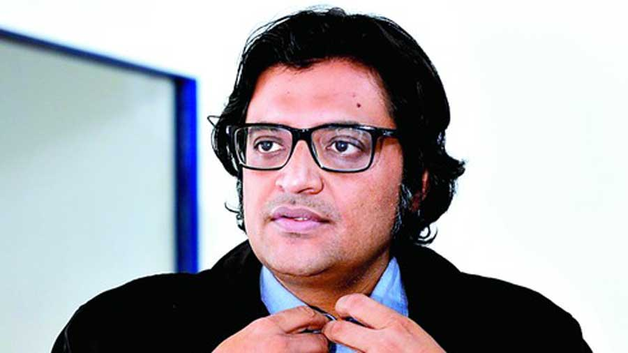 Arnab Goswami is an accused in the Anvay Naik suicide case.