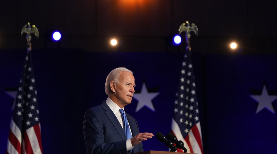 Joe Biden on Friday pledged to ramp up vaccination availability in pharmacies in the US.