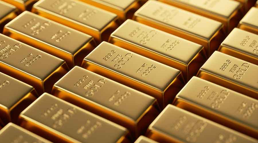 The seized gold was in the form of biscuits and cut-pieces and is believed to have been smuggled into the country through the northeastern border