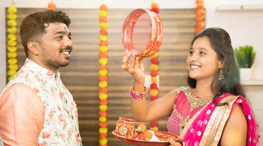 Karwa Chauth is a festival celebrated everywhere, much like Dhanteras, having transcended boundaries of communities to become a national shopping extravaganza as well